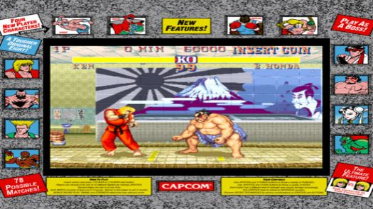 Street Fighter II - Champion Edition (Japan 920513)