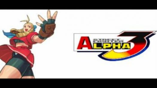 Street Fighter Alpha 3 (Brazil) (Clone)
