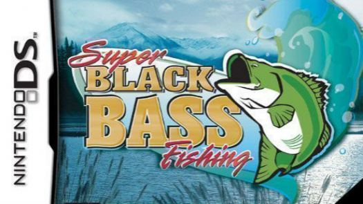 Super Black Bass Fishing (J)
