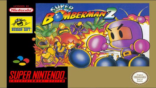 Super Bomberman 2 (J)