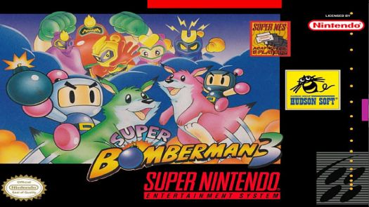 Super Bomberman 3 (EU)
