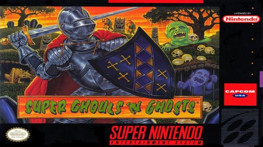 Super Ghouls 'N Ghosts (EU)