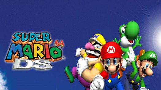 new super mario bros nds rom europe