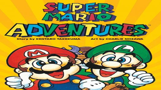 Super Mario Adventure (SMB1 Hack)