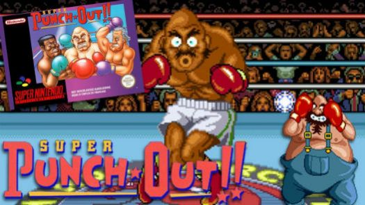 Super Punch-Out!! (Japan)