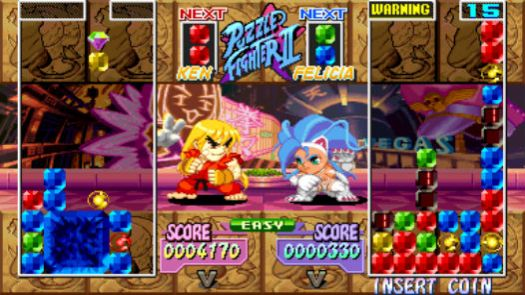 Super Puzzle Fighter II Turbo (Asia)