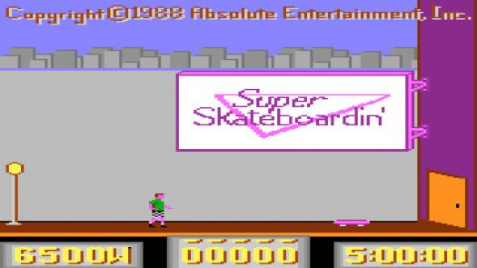 Super Skateboardin