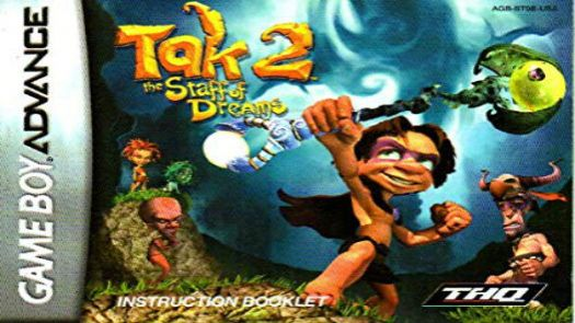 Tak 2 - The Staff Of Dreams (Endless Piracy) (E)