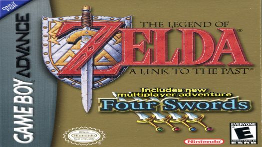 The Legend of Zelda - A Link to the Past and Four Swords