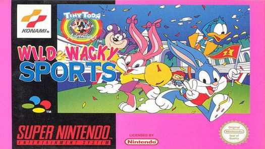 Tiny Toons - Wild And Wacky Sports (V1.1) (EU)