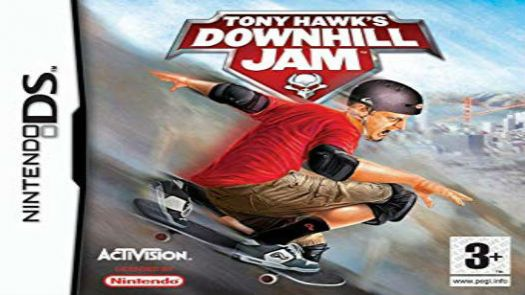 Tony Hawk's Downhill Jam (Psyfer)