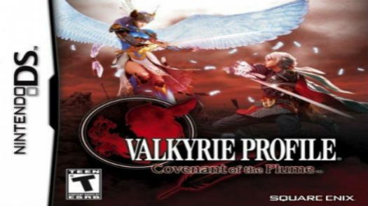 Valkyrie Profile - Covenant Of The Plume (EU)(BAHAMUT)