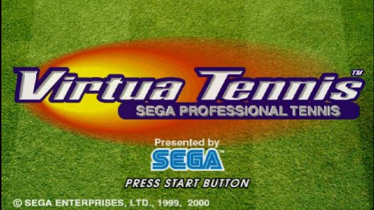 Virtua Tennis ~ Power Smash