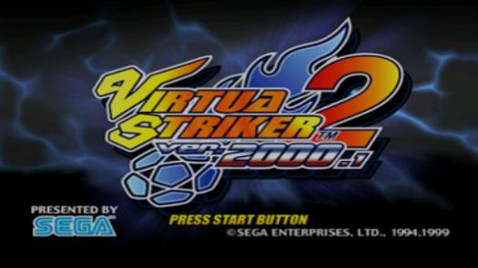 Virtua Striker 2 Ver. 2000.1 (J)