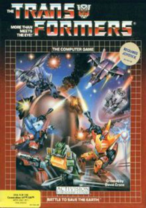 Transformers (E) ROM Download for C64 Tapes | Gamulator