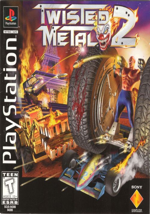 Twisted Metal 2 [SCUS-94306] Bin ROM Download for PSX | Gamulator