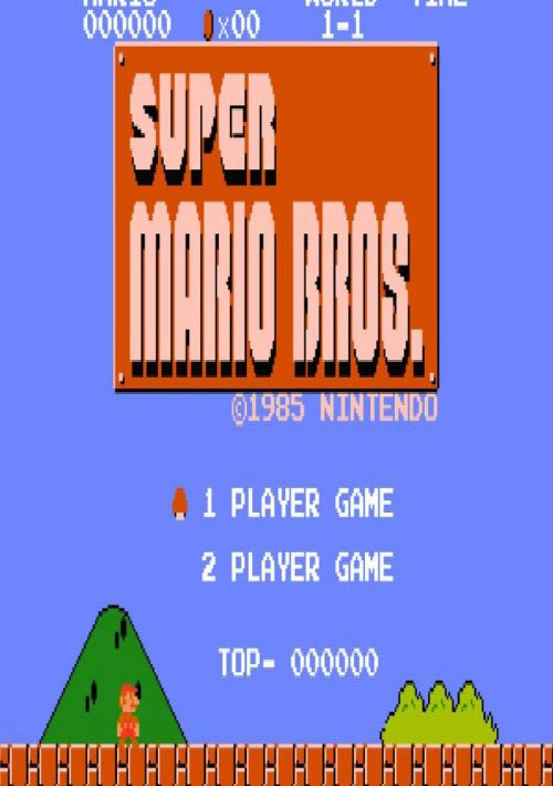 Mario bros nes rom download