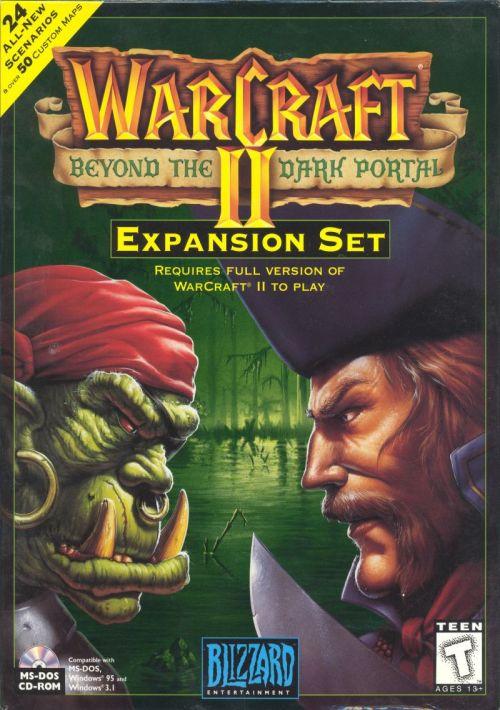 Warcraft 2 Beyond The Dark Portal Rom Download For Dos Gamulator