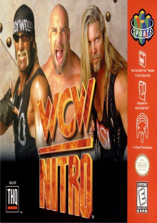 WCW Nitro ROM Download for N64 | Gamulator