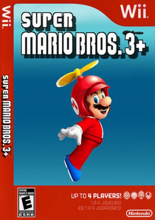 Super Mario Bros 3+(Plus) ROM Download for Nintendo Wii
