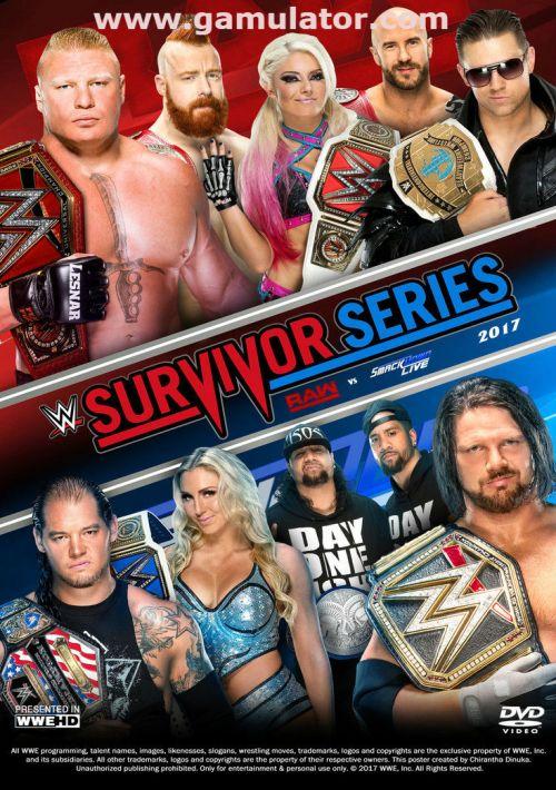 WWE Survivor Series ROM Download for GBA | Gamulator