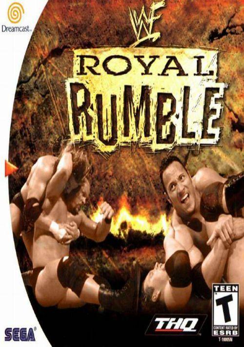 WWF Royal Rumble ROM Download for Sega Dreamcast | Gamulator