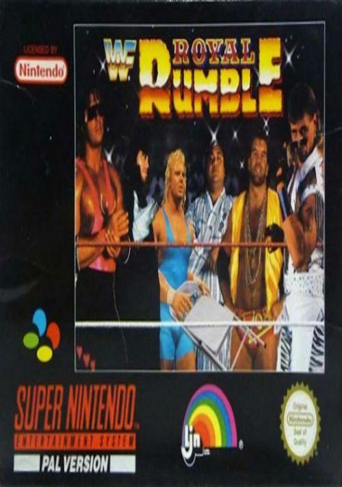 WWF Royal Rumble ROM Download for SNES | Gamulator