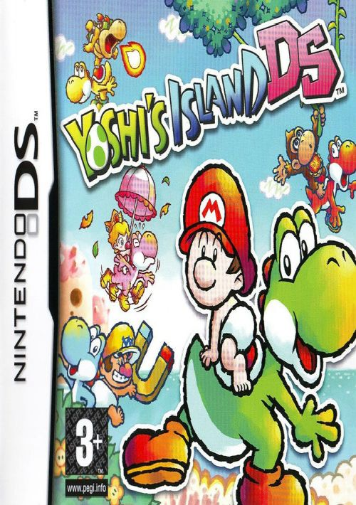yoshis island ds download