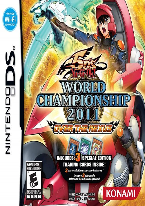GI WORLD 5DS NDS OH CHAMPIONSHIP TÉLÉCHARGER FR 2011 YU